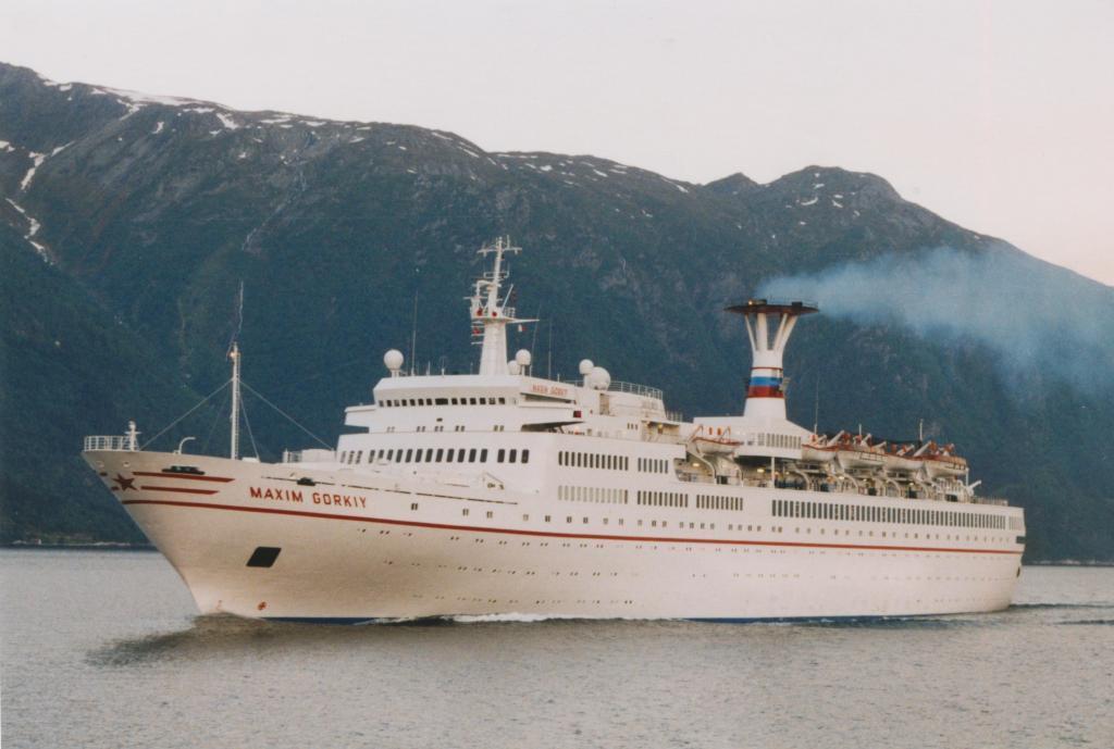 Максим корабль фото